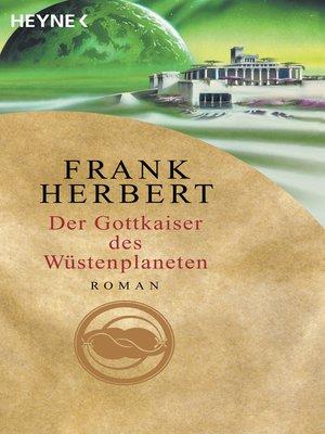 cover image of Der Gottkaiser des Wüstenplaneten
