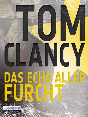 cover image of Das Echo aller Furcht