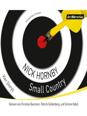 cover image of Small Country