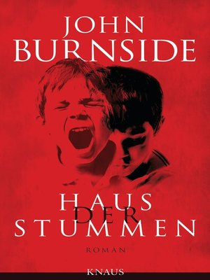 cover image of Haus der Stummen