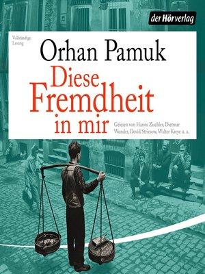 cover image of Diese Fremdheit in mir