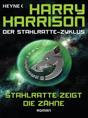 cover image of Stahlratte zeigt die Zähne