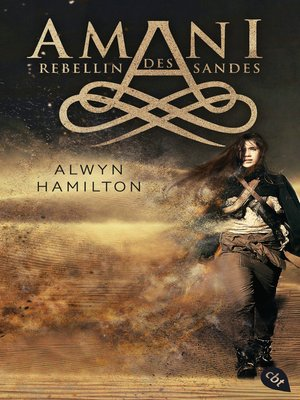 cover image of AMANI--Rebellin des Sandes