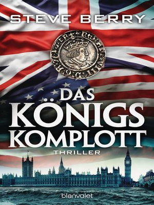 cover image of Das Königskomplott