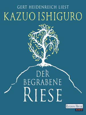 cover image of Der begrabene Riese