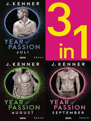 cover image of Year of Passion (7-9)