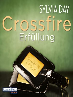 cover image of Crossfire. Erfüllung