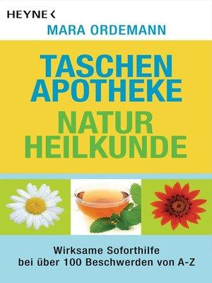 cover image of Taschenapotheke Naturheilkunde