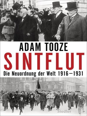 cover image of Sintflut