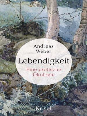 cover image of Lebendigkeit