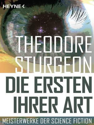 cover image of Die Ersten ihrer Art