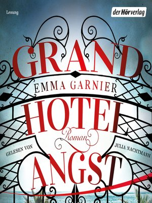 cover image of Grandhotel Angst
