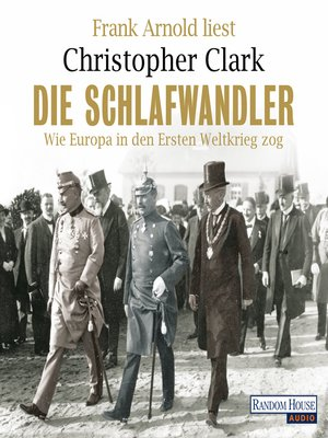 cover image of Die Schlafwandler