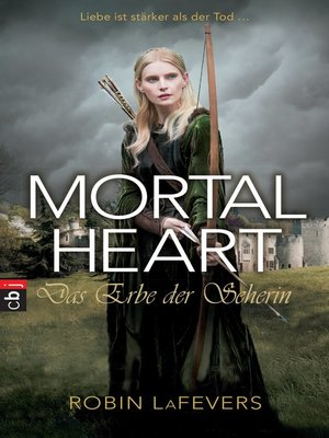 cover image of Mortal Heart--Das Erbe der Seherin
