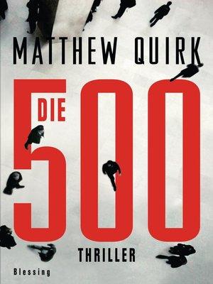 cover image of Die 500