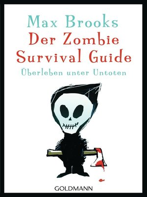 cover image of Der Zombie Survival Guide