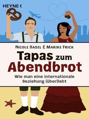 cover image of Tapas zum Abendbrot