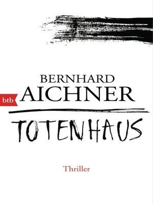 cover image of Totenhaus