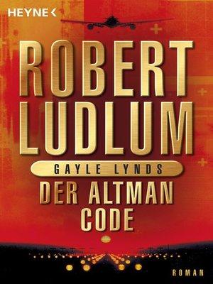 cover image of Der Altman-Code