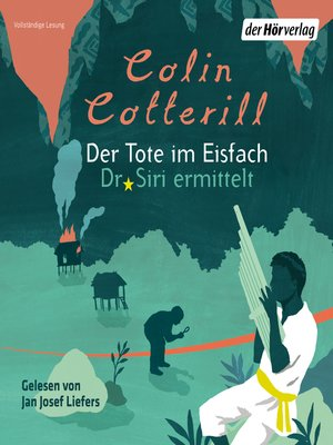 cover image of Der Tote im Eisfach