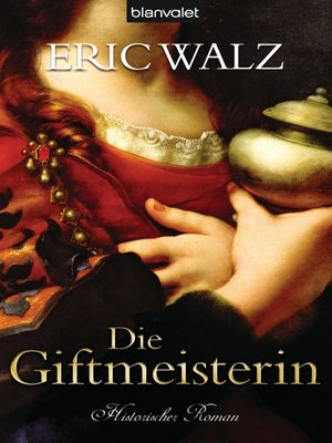 cover image of Die Giftmeisterin