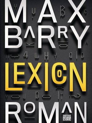 cover image of Lexicon