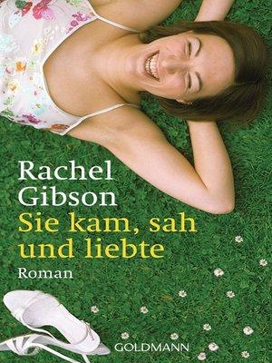 cover image of Sie kam, sah und liebte