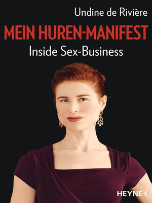 cover image of Mein Huren-Manifest