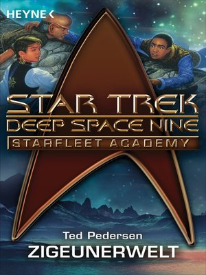 cover image of Star Trek--Starfleet Academy