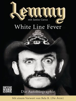 cover image of Lemmy--White Line Fever