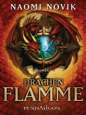 cover image of Drachenflamme