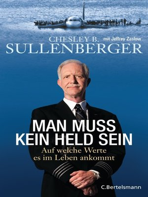 cover image of Man muss kein Held sein