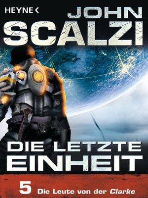 cover image of Die letzte Einheit, Episode 5