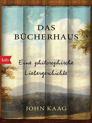 cover image of Das Bücherhaus