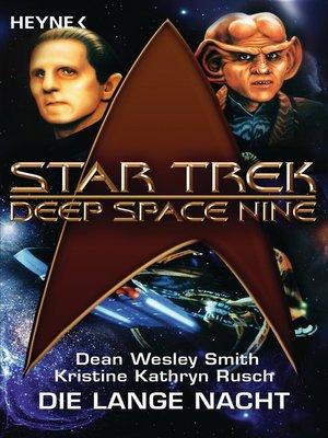 cover image of Star Trek--Deep Space Nine