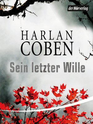 cover image of Sein letzter Wille