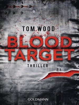 cover image of Blood Target