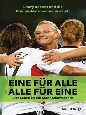 cover image of Eine für alle, alle für eine