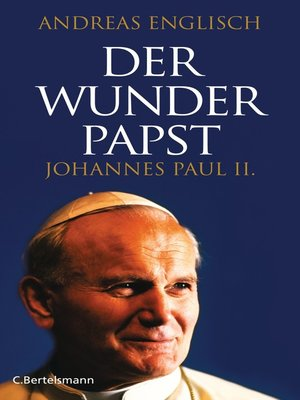 cover image of Der Wunderpapst