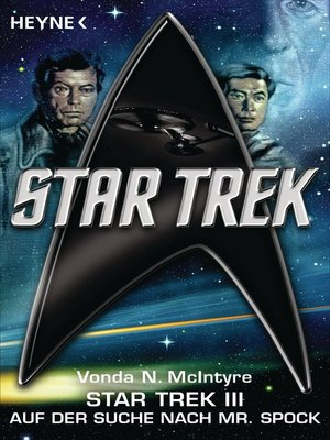 cover image of Star Trek III