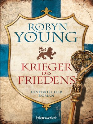 cover image of Krieger des Friedens