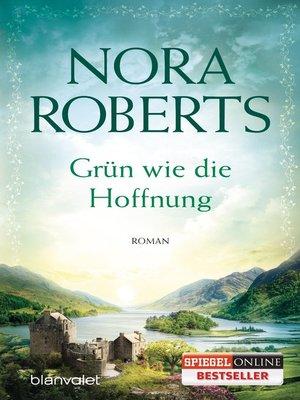 cover image of Grün wie die Hoffnung