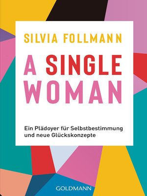 cover image of A Single Woman