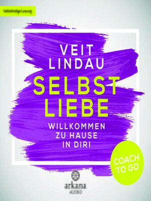 cover image of Coach to go Selbstliebe