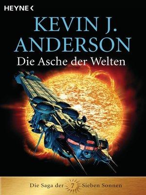 cover image of Die Asche der Welten