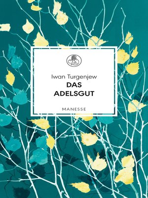 cover image of Das Adelsgut