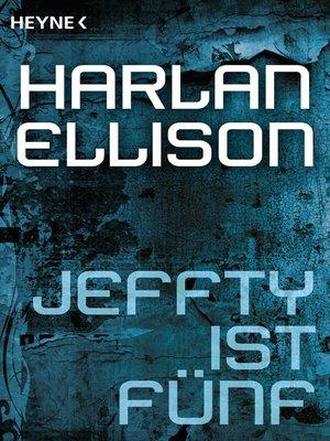 cover image of Jeffty ist fünf