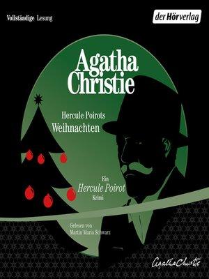 cover image of Hercule Poirots Weihnachten