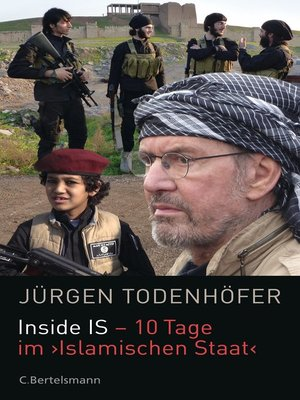 cover image of Inside IS--10 Tage im 'Islamischen Staat'
