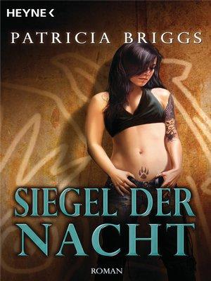 cover image of Siegel der Nacht